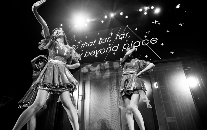 Photos: Perfume dazzle at the Warfield