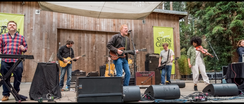 Photos: The New Pornographers and Astronauts, etc. at Stern Grove