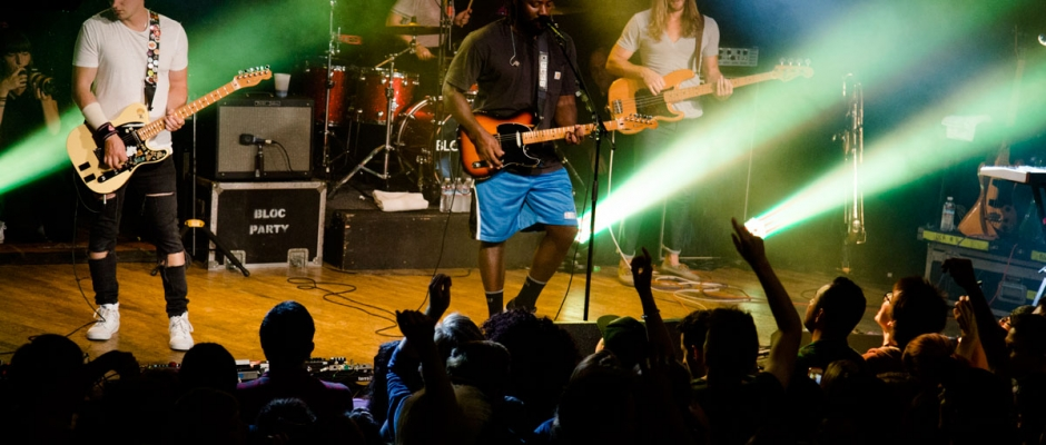 Photos + Review: Bloc Party at Mezzanine