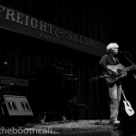 Tom Rush at Freight & Salvage, by Ria Burman