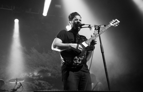 Photos: Foals, Bear Hands and Kiev all at The Fox
