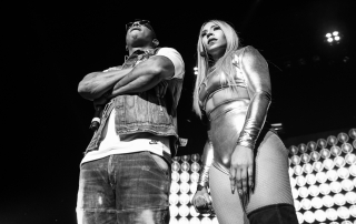 Ja Rule & Ashanti at The Warfield, by Robert Alleyne