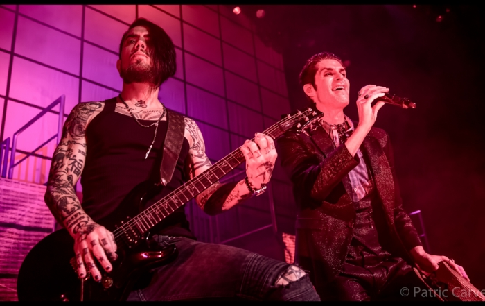Photos: Jane's Addiction never Stop! at The Masonic