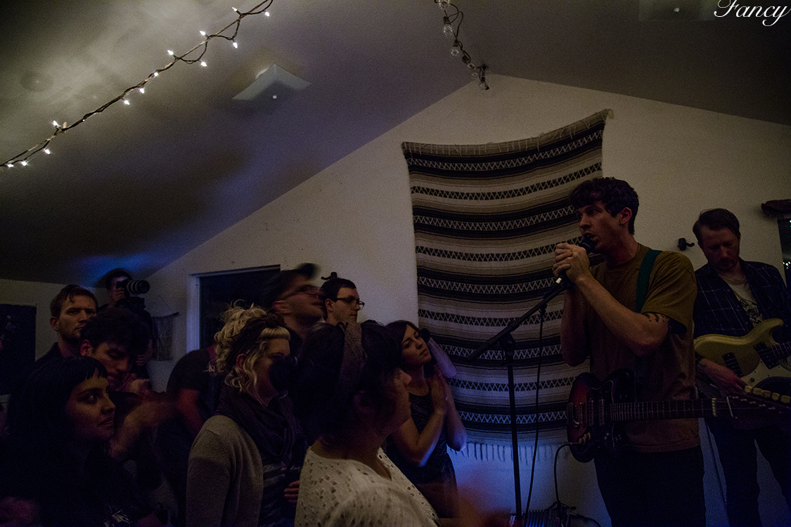 OVVN at The Oarchard House, by Estefany Gonzalez