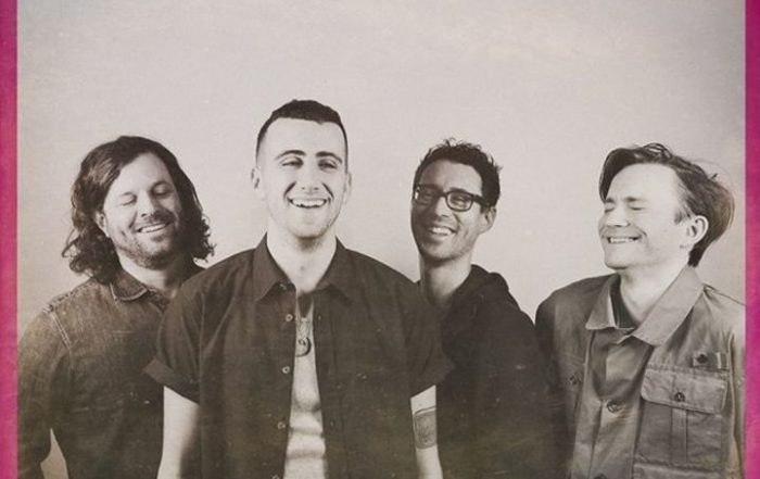 Holding on for dear life: Cymbals Eat Guitars performing next weekend at Swedish American Hall