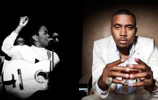 Nas and Ms. Lauryn Hill
