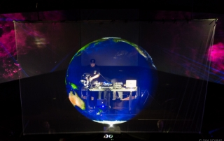 DJ Shadow at 1015 Folsom, by Ian Young