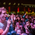 Glass Animals at Treasure Island Music Festival 2016, by Jon Ching
