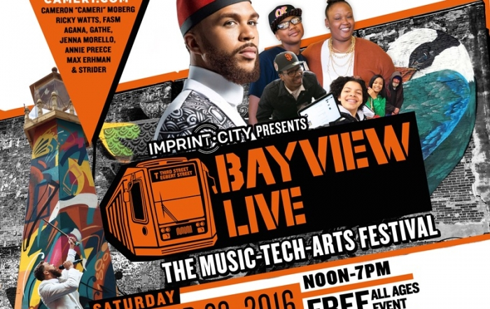 BayviewLIVE will light up eastern streets this weekend with Equipto, Jidenna
