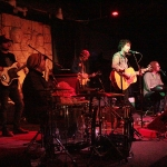 Blitzen Trapper at The Atrium in The Catalyst, by Joshua Huver