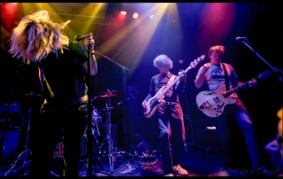 Letters to Cleo at the Rickshaw Stop, by Patric Carver