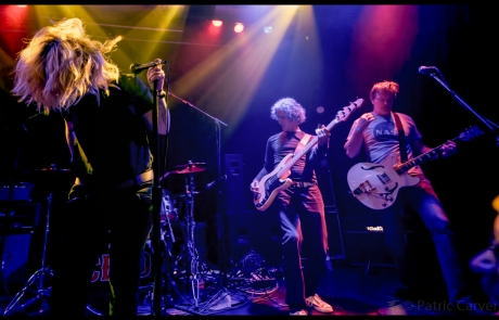 Photos: Letters to Cleo return to the stage at Rickshaw Stop