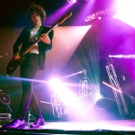 M83 at the Bill Graham Civic Auditorium, by Estefany Gonzalez