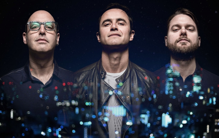 'Live-tronica' trio The New Deal to play Ghost Ship Halloween party