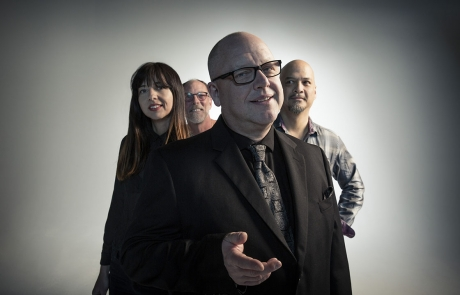 The Pixies kick off world tour in Santa Cruz