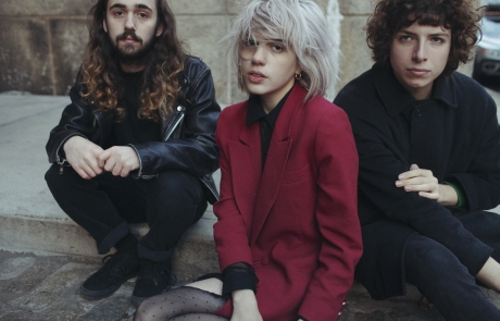 Sunflower Bean cast their spell this Halloween at Rickshaw Stop