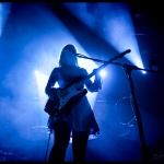 The Joy Formidable at the Regency Ballroom, by Patric Carver