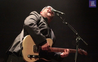 The Pixies at The Catalyst, by Joshua Huver