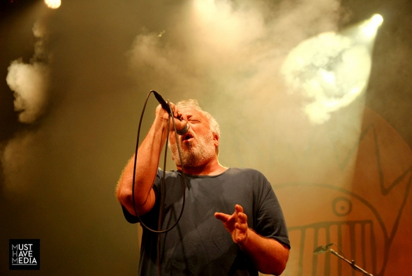 Ween at Bill Graham Civic Auditorium, by Joshua Huver