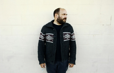 David Bazan announces Christmas album, mini-tour stop at Swedish American Hall