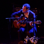 Greg Ashley at Leonard Cohen Tribute at The Chapel, by Jon Bauer
