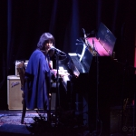 Angelina Moysov at Leonard Cohen Tribute at The Chapel, by Jon Bauer