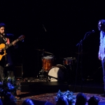 Tim Cohen at Leonard Cohen Tribute at The Chapel, by Jon Bauer