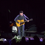 James Finch at Leonard Cohen Tribute at The Chapel, by Jon Bauer