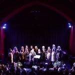 Conspiracy Of Venus at Leonard Cohen Tribute at The Chapel, by Jon Bauer