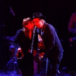 Chuck Prophet at Leonard Cohen Tribute at The Chapel, by Jon Bauer
