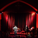 Sonny Smith at Leonard Cohen Tribute at The Chapel, by Jon Bauer