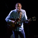 Tim Bluhm at Leonard Cohen Tribute at The Chapel, by Jon Bauer