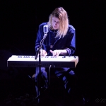 Christopher Owens at Leonard Cohen Tribute at The Chapel, by Jon Bauer