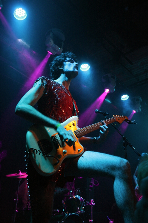 PWR BTTM at the Rickshaw Stop, by Karissa TomPWR BTTM at the Rickshaw Stop, by Karissa Tom