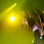 Sleigh Bells at Mezzanine, by Ian Young