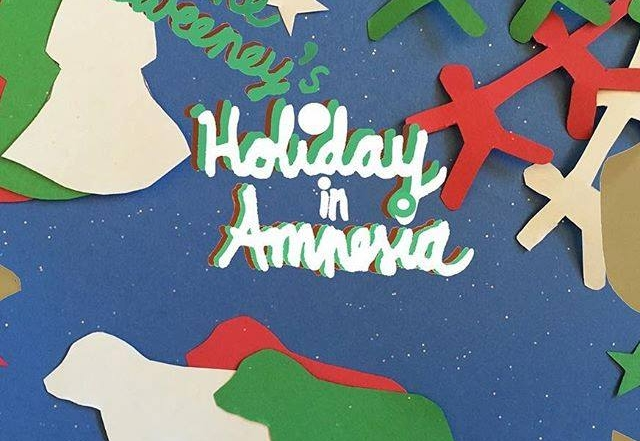 Luke Sweeney's Holiday in Amnesia kicks off tonight