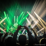 Crowd at Kygo at Bill Graham Civic Auditorium, by Paige K. Parsons
