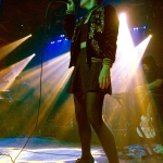 Bishop Briggs at Mezzanine, by Estefany-Gonzalez