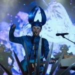 Empire of the Sun at Not So Silent Night 2016, by SarahJayn Kemp