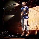 Glass Animals at Not So Silent Night 2016, by SarahJayn Kemp