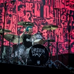 Green Day at Not So Silent Night 2016, by SarahJayn Kemp