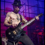 Jane's Addiction at The Masonic, by Patric Carver