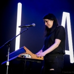 K. Flay at Not So Silent Night 2016, by SarahJayn Kemp