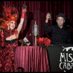 Kat Robichaud's Misfit Cabaret Presents Wilde Women at the Great Star Theater, by Patric Carver