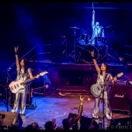 Shonen Knife at DNA Lounge, by Patric Carver