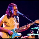Tancred at Moe's Alley, by Patric Carver