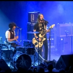 The Dandy Warhols at The Fillmore, by Patric Carver