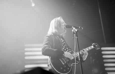 Review + Photos: Two Door Cinema Club at The Fox