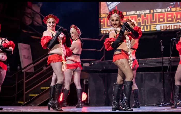 Review + Photos: Hubba Hubba gets pulses racing with Soviet! at DNA