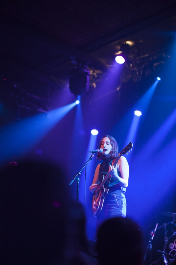 The She's at the Independent, by Kristin Cofer